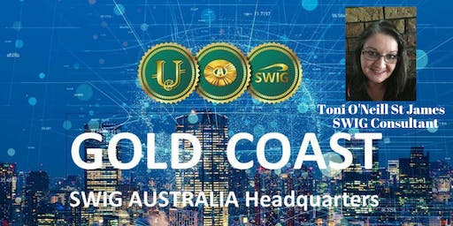 SWIG GOLD COAST   The New Economic Evolution of the World