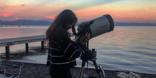 August Beachfront Stargazing Tours