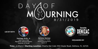 2019 Day of Mourning - Volusia County
