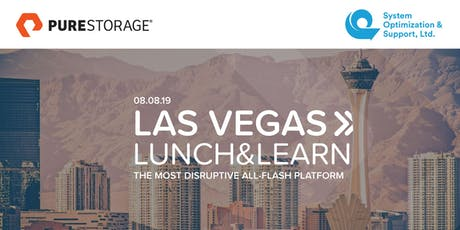 Pure Storage Las Vegas Lunch & Learn tickets