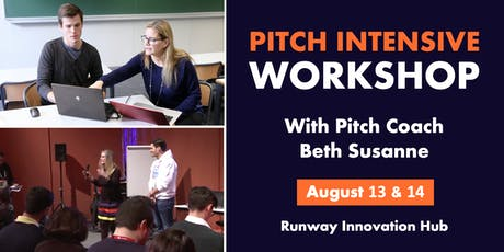 2-Day Pitch Intensive tickets