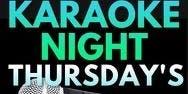 Thursday Night Karaoke at Shannon's Bar and Grille in Fredericksburg VA.