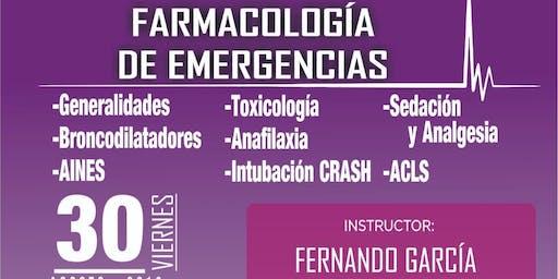 Farmacología de Emergencias