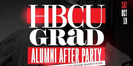 HBCU GRAD Alumni  After Party 2 tickets