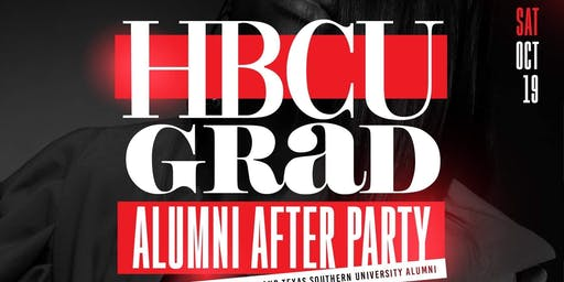 HBCU GRAD Alumni  After Party 2