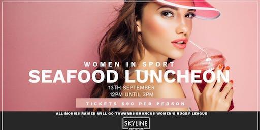 Women In Sport - Seafood Luncheon