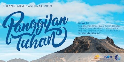 Sidang AKM Nasional 2019 - Panggilan Tuhan