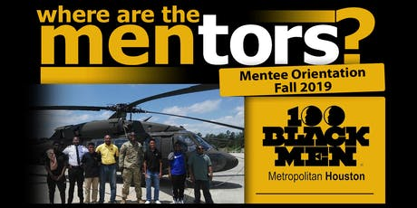 Mentoring The 100 Way: Mentee Orientation Fall 2019 tickets