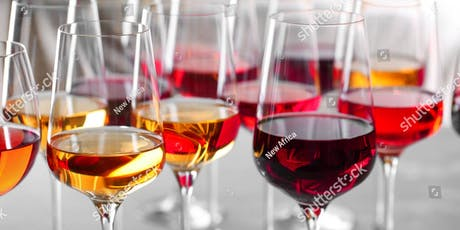 Wine tasting with Professor John Hepworth tickets