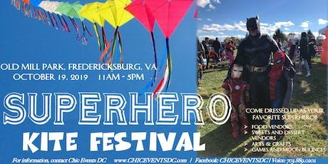 Superhero Kite Festival tickets