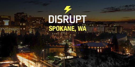 DisruptHR Spokane