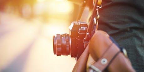 Curso de Fotografía para Viajes entradas