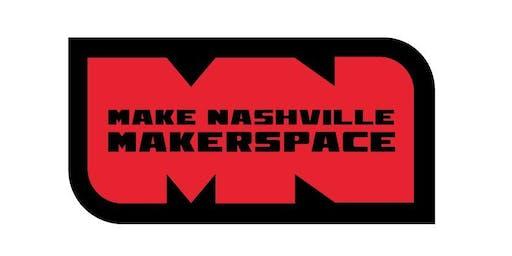 Make Nashville New Member Orientation - Fridays at 7:15pm