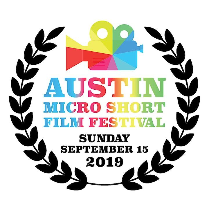 Austin Micro Short Film Festival 2019 image