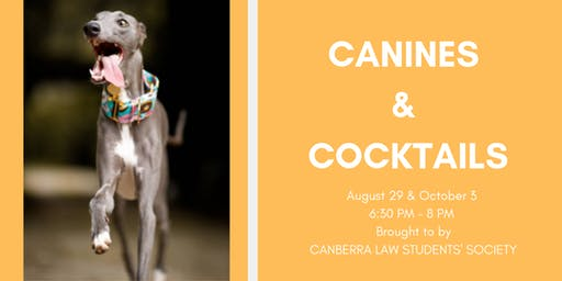 Canines & Cocktails