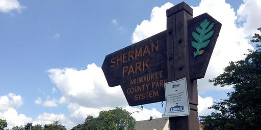 Sherman Park Clean up and Bbq Hosted by BSC