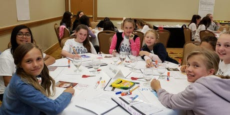 Camp Parliament for Girls Toronto 2019 billets