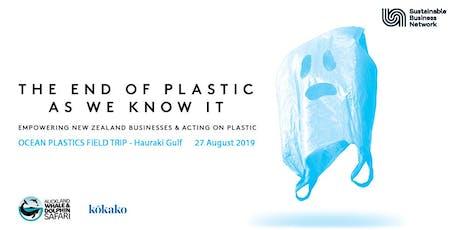Ocean Plastics Field Trip tickets