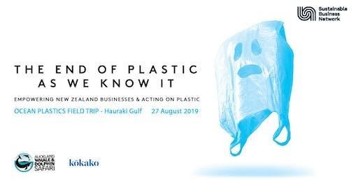 Ocean Plastics Field Trip