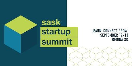 Sask Startup Summit tickets