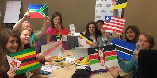 Camp United Nations for Girls Ottawa 2019