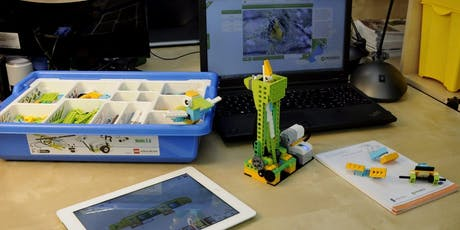 Learn with LEGO: Building Confidence in STEM Block by Block tickets