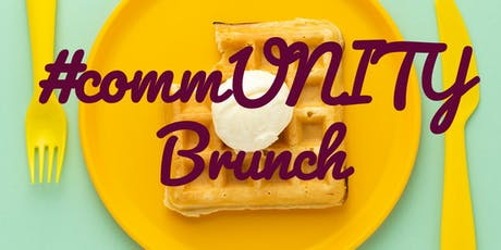 #commUNITY Brunch tickets