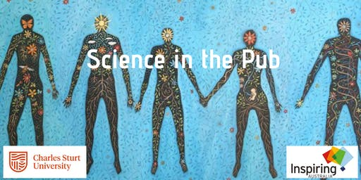 Science in the Pub Conversations: Bioluminescence, Brushstrokes & Beers