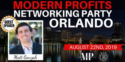 Modern Profits Networking Party (Matt Ganzak)