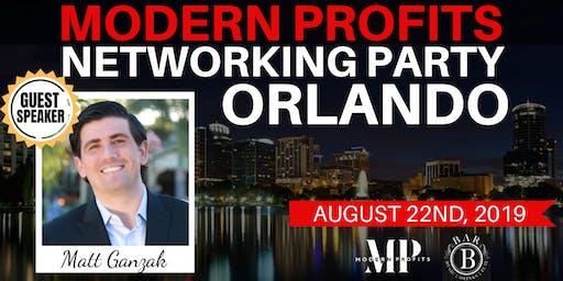 Modern Profits Networking Party (Matt Ganzak)