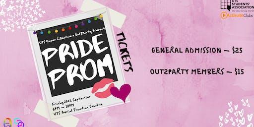 UTS Pride Prom 2019