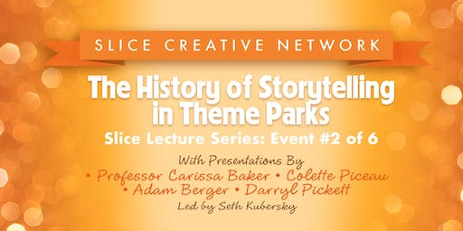The History of Storytelling in Theme Parks