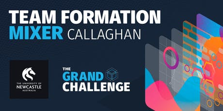 Grand Challenge Team Formation Mixer - Callaghan tickets