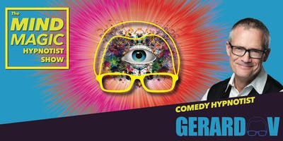 Comedy Hypnotist Show at The George with Gerard V Mind Magic