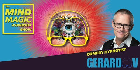 Comedy Hypnotist Show at The George with Gerard V Mind Magic tickets