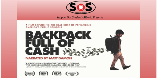 SOS AB Presents: Backpack Full Of Cash