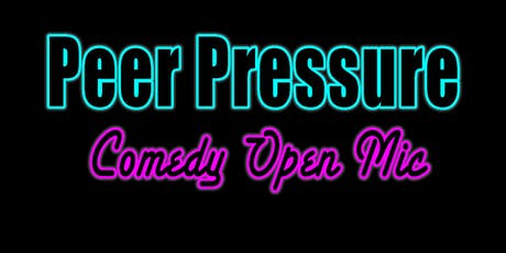 Peer Pressure Comedy tickets