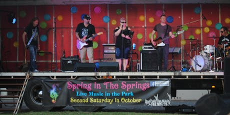 Spring in The Springs tickets