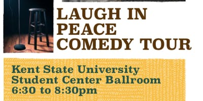 Laugh in Peace Comedy Tour