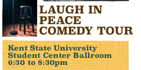 Laugh in Peace Comedy Tour tickets
