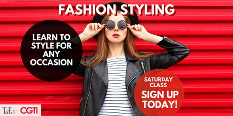 Fashion Styling @ CGTI tickets