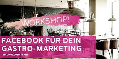 Facebook für Dein Gastro-Marketing Workshop Kiel