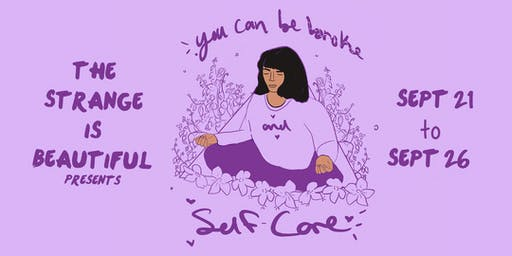 You Can Be Broke and Self-Care