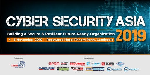 Cyber Security Asia 2019 - Top Cyber Security Influencers