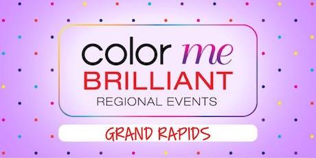 Color Me Brilliant-Grand Rapids, MI  tickets