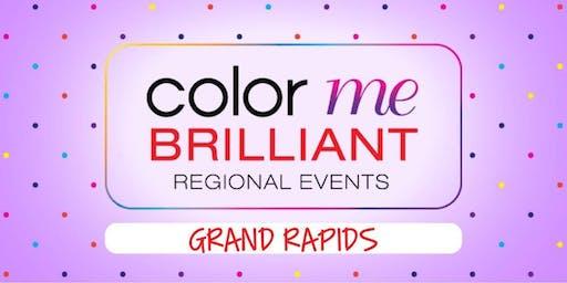 Color Me Brilliant-Grand Rapids, MI