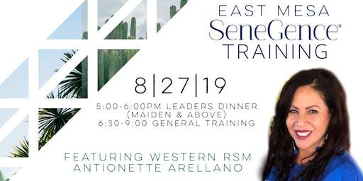 East Mesa Senegence Distributor Training