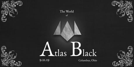 The World of Atlas Black tickets