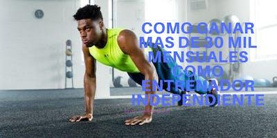 Como crear un negocio de fitness de por lo menos 30 mil pesos mensuales
