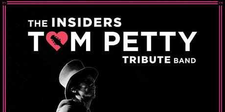 The Insiders: Tom Petty Tribute Band tickets